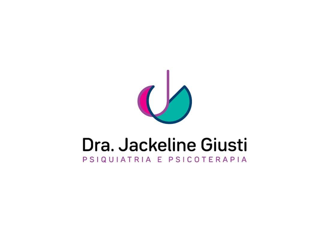 Imagem do logo da psiquiatra Dra Jackeline Giusti