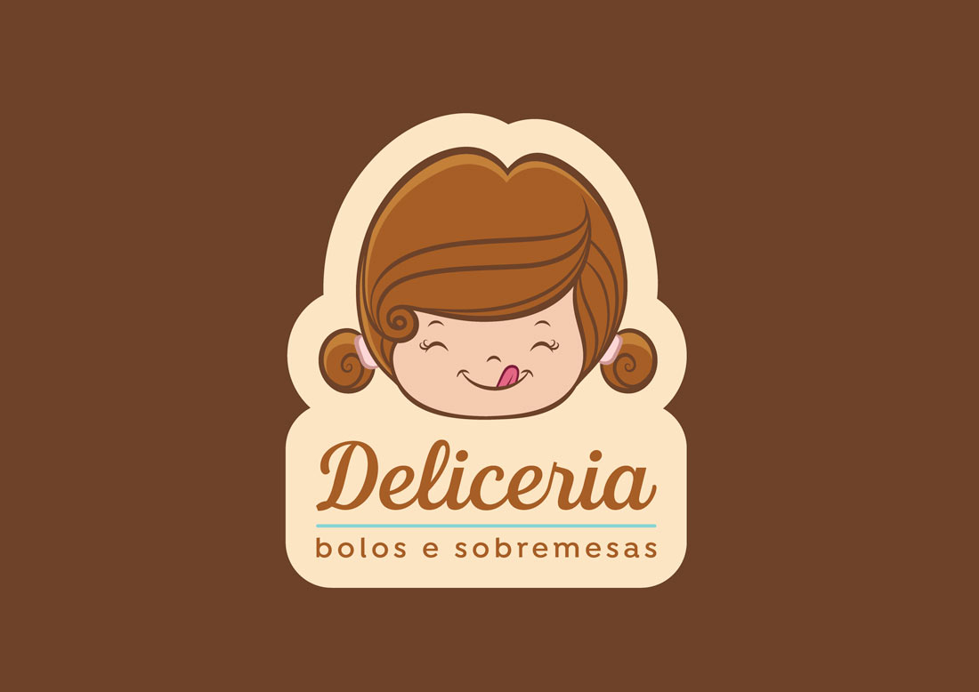 imagem do logo Deliceria